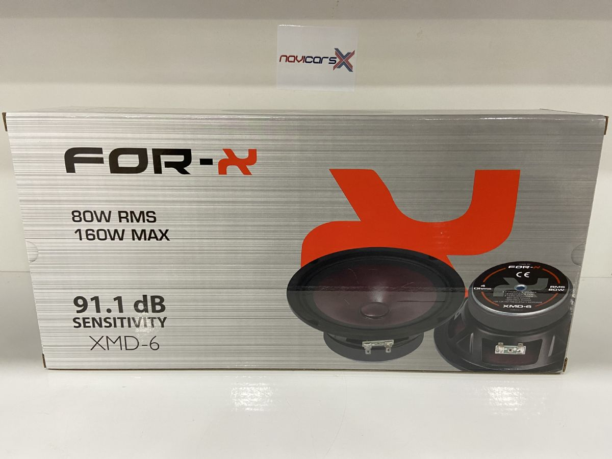 FOR-X XMD-6 16 CM MİDRANGE DEV KAMPANYA
